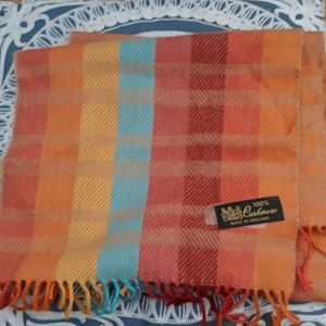Beautiful english cashmere scarf